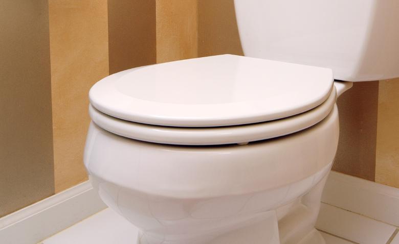 トイレの水漏れイメージ