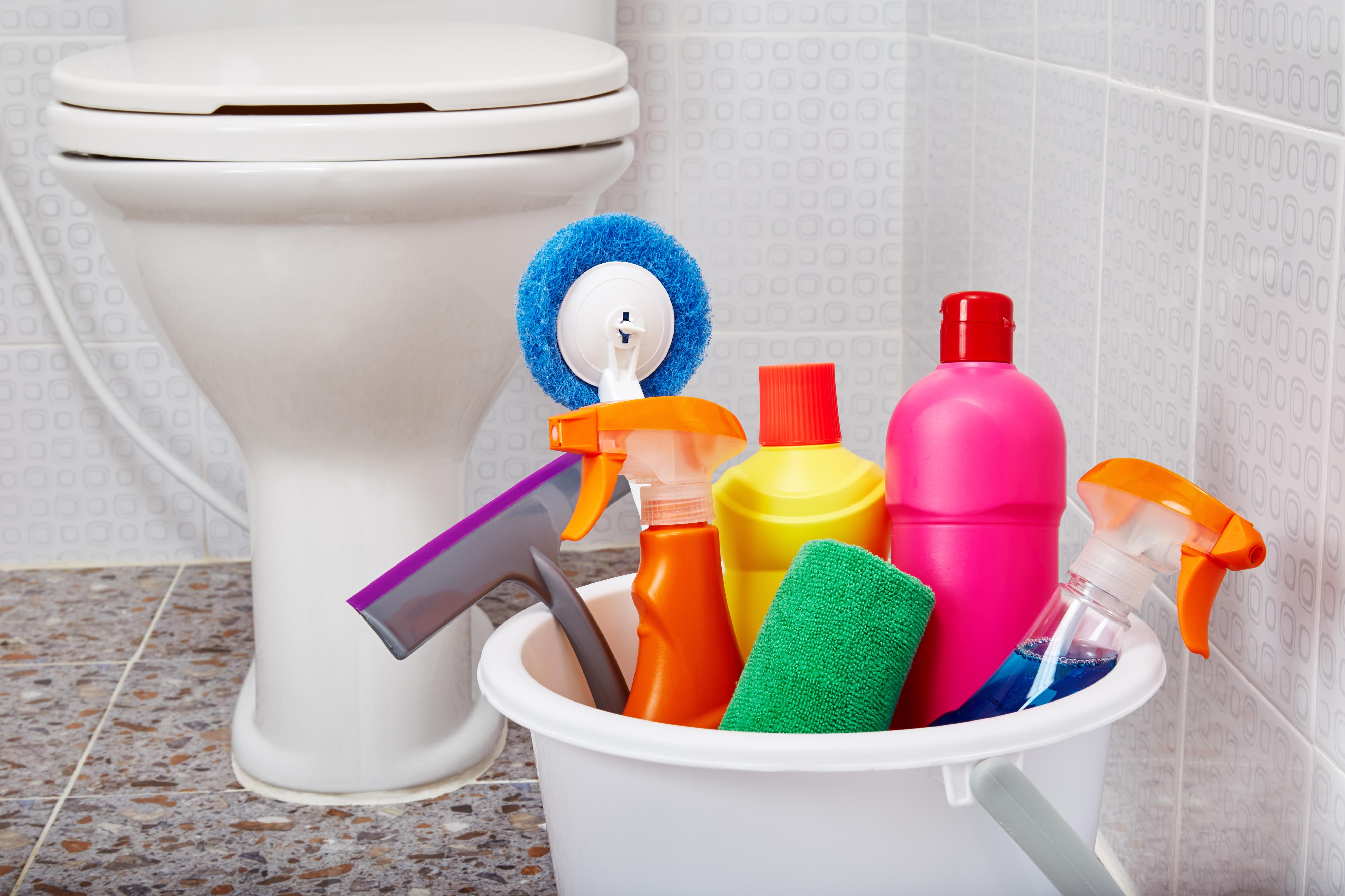 掃除道具のイメージ