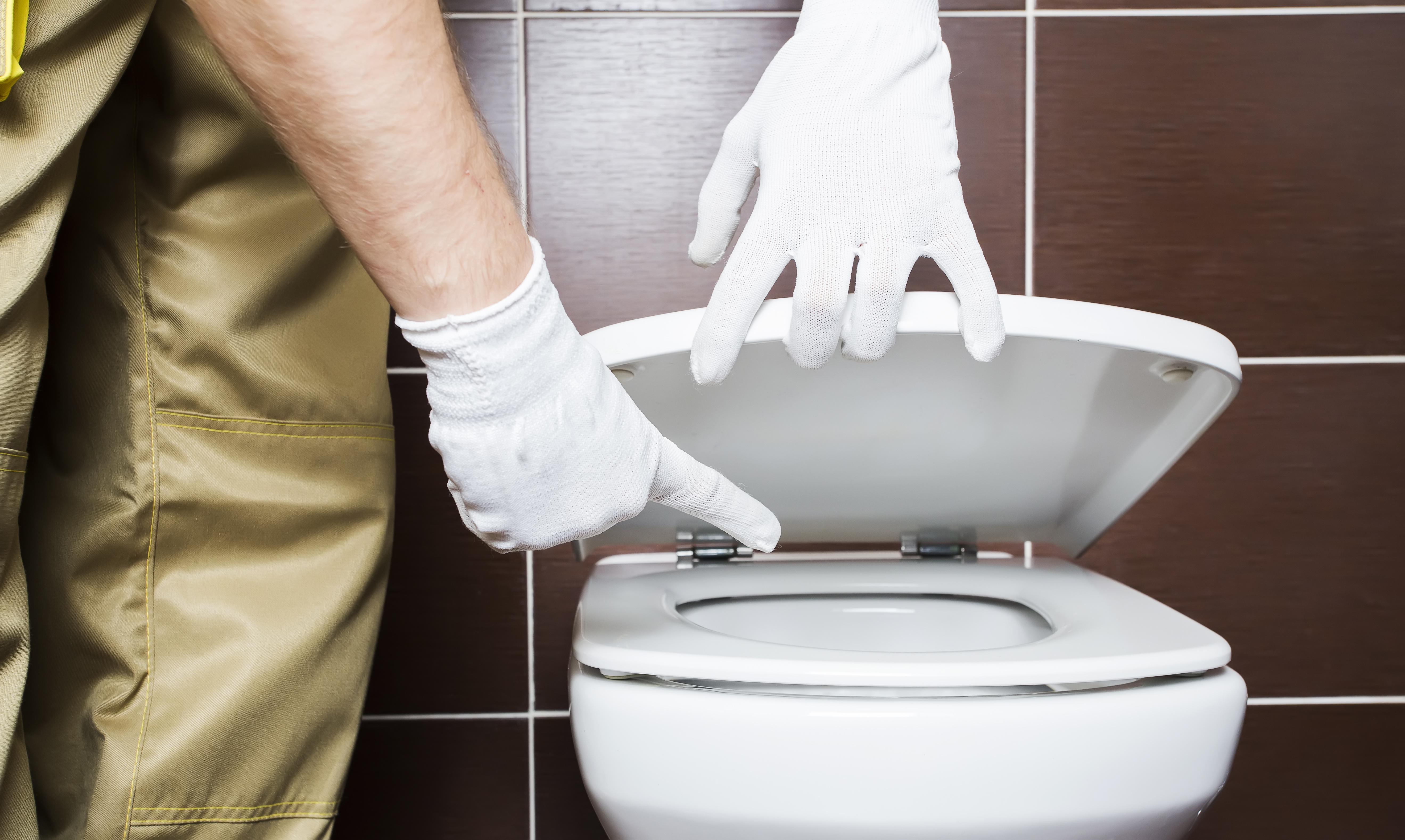 トイレのトラブルチェック