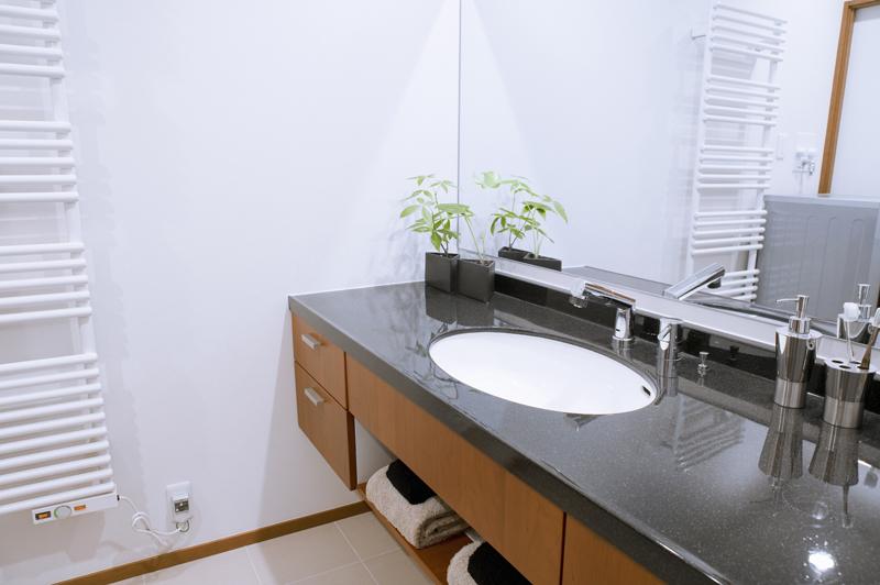 洗面所のイメージ