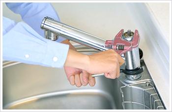 キッチンの水漏れについて